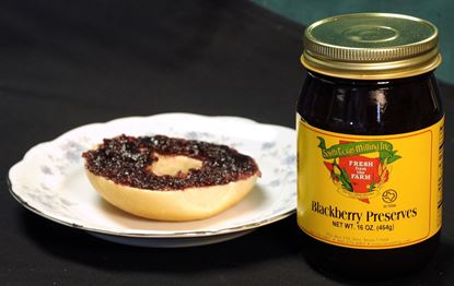 Picture of Blackberry Preserves