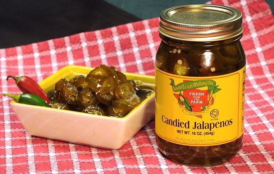 Picture of Candied Jalapenos