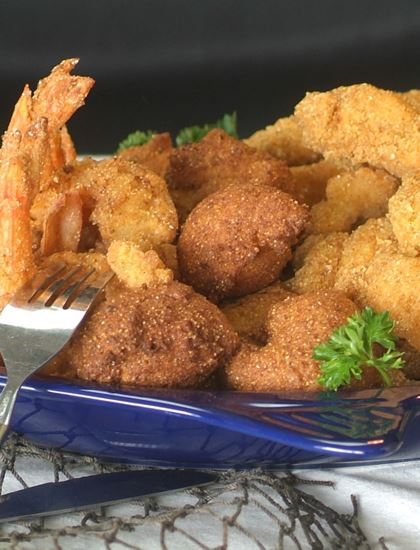 Picture of Homestyle Hushpuppy Mix            11oz.