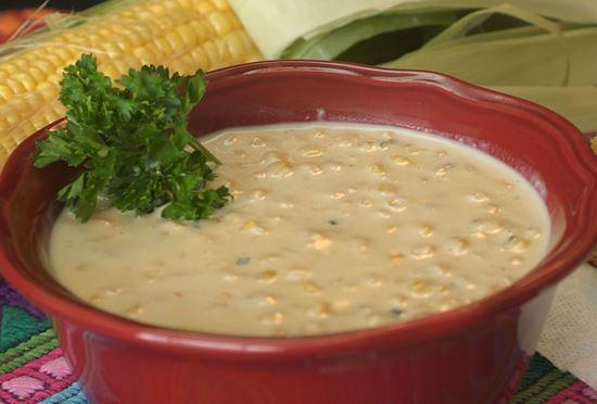 Picture of Rich & Creamy Corn Soup