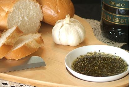Picture of Roasted Garlic & Spices Bread Dipping