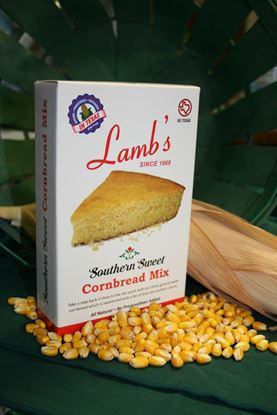 Picture of Southern Sweet Cornbread Mix
